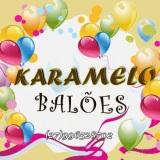 Karamelo Balões