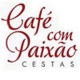 Cestas Cafe Com Paixão