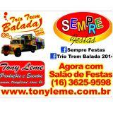 Tony Leme Eventos organização de festas em geral