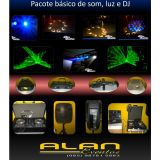 Som Luz DJ Palco Som pra Banda em Fortaleza