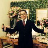 Celebrante para Casamento Ricardo Araújo