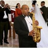 Saxofonista para o seu evento