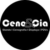 Ceno & Cia - Stands e Cenografia
