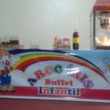 Arco Iris Buffet Infantil