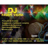 Dj Faber Vieira Produções e Eventos