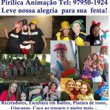 Animação Festas & Eventos com Pirilica & Cia