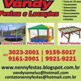 Vandy Festas e Locações.