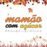 Mamão com Açúcar Design Gráfico