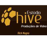 Estúdio Hive - Filmagem com qualidade.