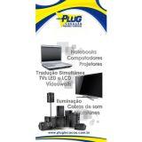 PLUG Locação de Equip. Informática E Audiovisual