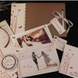 Convites para Casamento Mamão com Açúcar Design