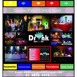 Drink Fest Open Bar