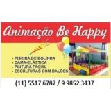 Animacao festas infantis Be Happy - Zona Sul SP