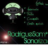 Sonorização RodrigueSom, Som,Luz,Dj canhão led