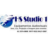 HS Studio 1 Som e Equipamentos Audiovisuais