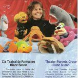 A Cia. Teatral De Fantoches Riane Buson