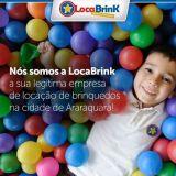 Locabrink - Locação de Brinquedos