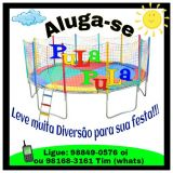 Aluguel de Cama elástica/pula-pula em São Luís
