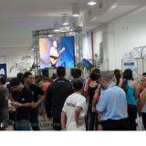 Branco voz e violao, Musicos em Florianopolis