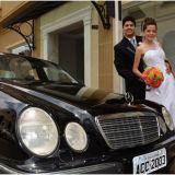 Locação de carros para casamento