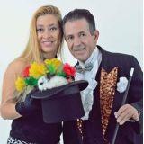Magico johnny em Curitiba