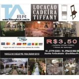 Tiffany brasil - cadeiras e mesas para eventos