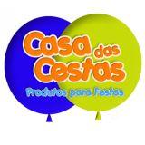 Casa das Cestas - Artigos p/ Festas e Embalagens