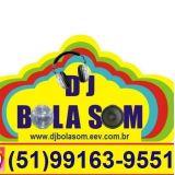 DJ Bola Som e iluminação para festas e eventos