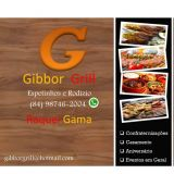 Buffet de Churrasco Gibbor Grill