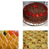 Shekinah bolos, doces e salgados