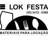 LokFesta - Aluguel de Material para sua Festa!