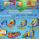 Arco Íris Locações De Brinquedos