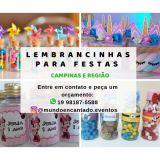 Lembrancinha para Festa Infantil em Campinas/sp