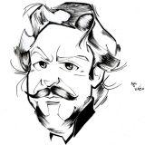 Caricaturas - Thiago Lima