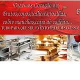 July Locações de Materiais para Festas e Eventos