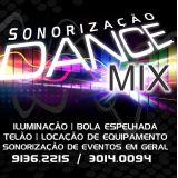 Sonorizaçao Dance Mix