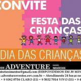Organização Festa Dia Crianças Empresas