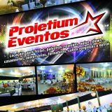 Projetium Locadora - Data Show E Iluminação E Som