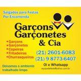 Santa Rosa Garçons e Equipe