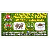 Aluguel de Mesa Campo Grande,Santa Cruz e Bangu