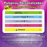 Pulseira Vip Personalizada ou Sem Personalização