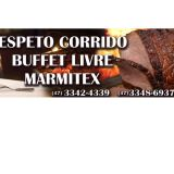 Buffet Denivifest e churrascaria divina gula
