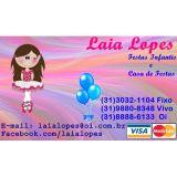 Decoração de Festa Infantil - Laia Lopes