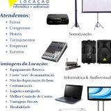 Plug Vix Locação De Equipamentos Para Eventos Ltda