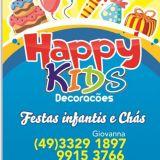 Happy Kids Decorações Festa Infantil e Chá de bebe