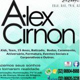 Alex Cirnon - Anexo Produções e Eventos