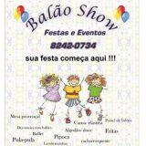 Balão Show- festas e eventos