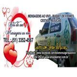 Atos de amor Mensagens ao vivo e Eventos