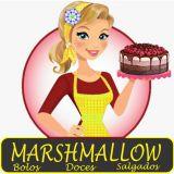 Marshmallow Bolos Doces e Salgados