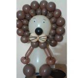ChokoArte -Curso de Decoração c/ Balões e Recreaçã